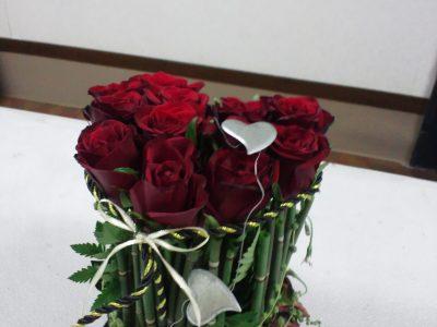 バレンタインのデザイン