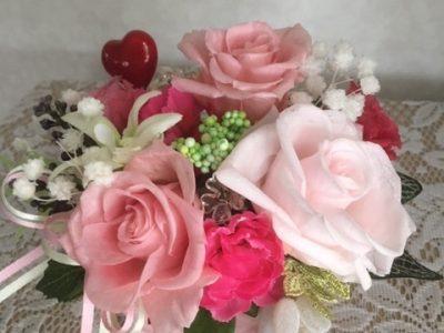 お見舞いに贈る花